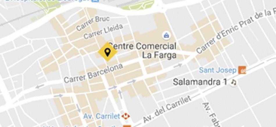 Rambla Just Oliveras, Parkings, La Llave de Oro