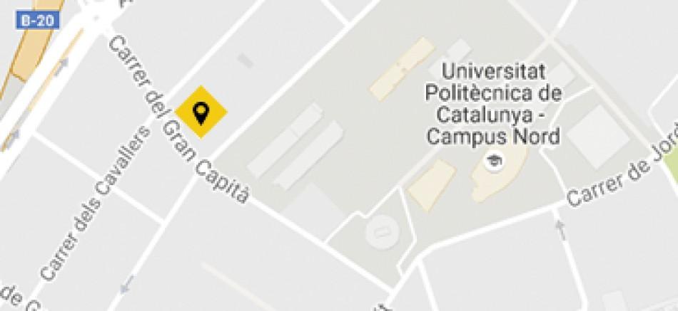 Pedralbes Campus, Parkings, La Llave de Oro