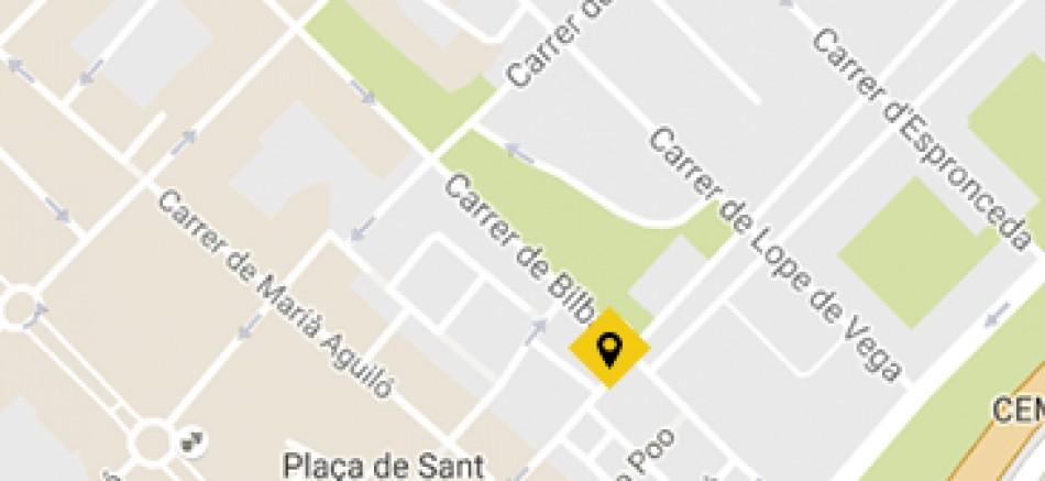 Edifici Bilbao Taulat, Parkings, La Llave de Oro