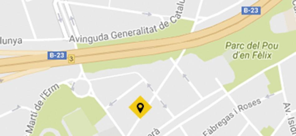 Edifici Fontsanta, Parkings, La Llave de Oro