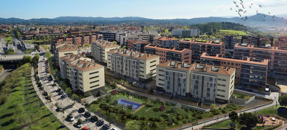 Residencial Nou Sant Cugat III, Vivienda, La Llave de Oro