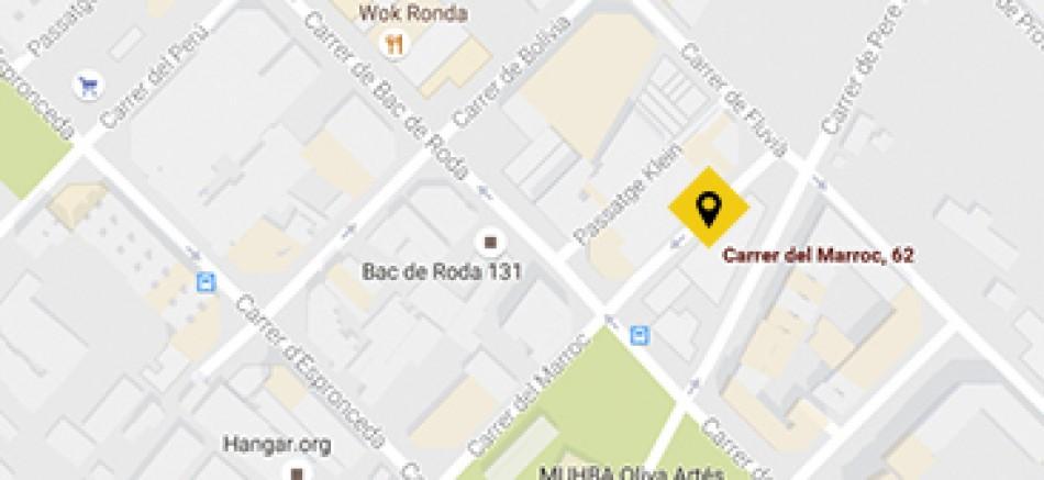 Parc del Centre, Parkings, La Llave de Oro