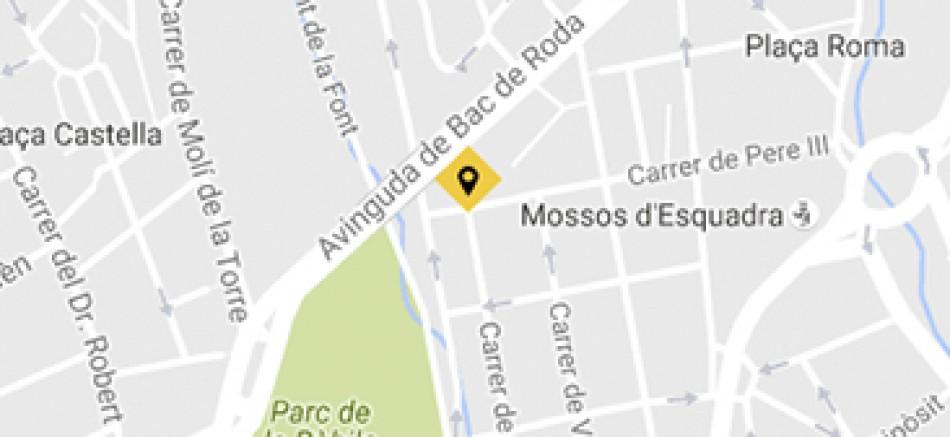 La Morera, Parkings, La Llave de Oro