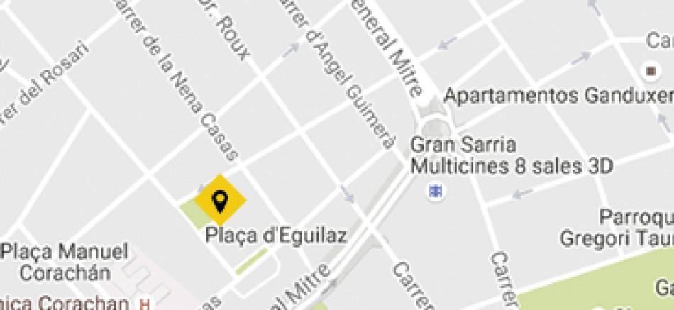 Plaza Eguilaz, Parkings, La Llave de Oro