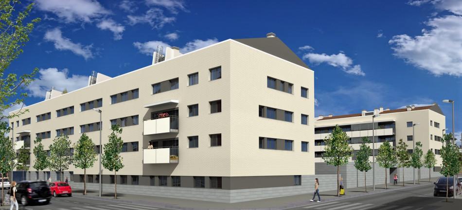Residencial El Lledoner, Vivienda, La Llave de Oro