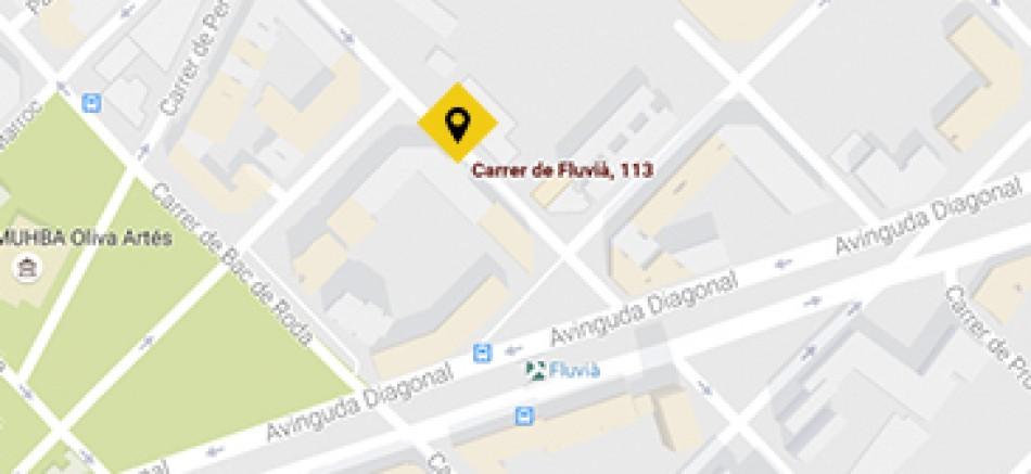 Fluvià - Diagonal, Parkings, La Llave de Oro