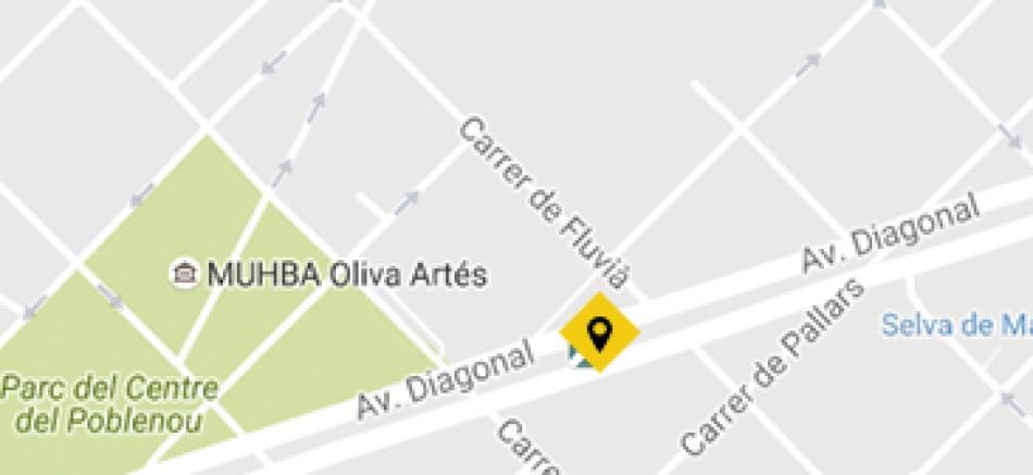 Diagonal - Poblenou, Parkings, La Llave de Oro