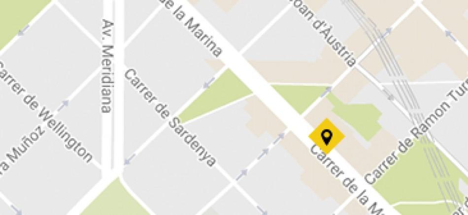 Marina, Parkings, La Llave de Oro