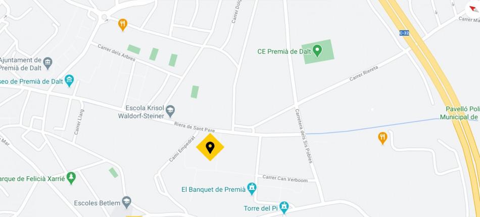 Edifici Barcelona - Barberà del Vallès, Vivienda, La Llave de Oro